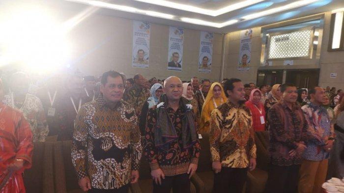 Tengah Malam, Menteri Koperasi dan UMKM Buka Munas Dekopin di Hotel Claro Makassar