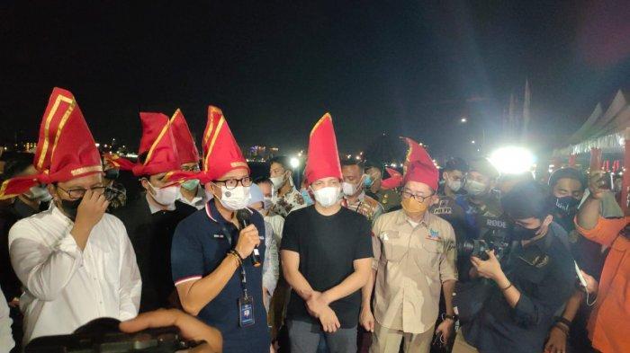 Gagal Cair Tahun Lalu, Sandiaga Uno Prioritaskan Makassar Penerima Dana Hibah Kemenparekraf 2021