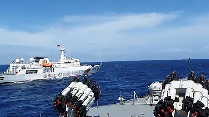 Prabowo Tak Tinggal Diam Lihat Kapal China Masuk Perairan Natuna, TNI AL Akan Dilibatkan Menhan
