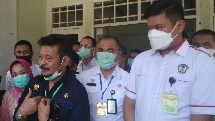 Stok Pupuk Aman, Mentan Syahrul: Kalau Ada Agen Main-main Lapor, Saya Berhentikan