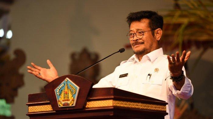 Mentan Syahrul Yasin Limpo: Pertanian Solusi Permanen Tingkatkan Kesejahteraan Rakyat Indonesia - menteri-pertanian-mentan-syahrul-yasin-limpo.jpg