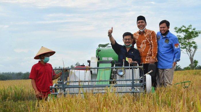 Ekspor Pertanian November 2020 Terus Naik Tajam, Kinerja Mentan Syahrul Yasin Limpo Kian Nyata