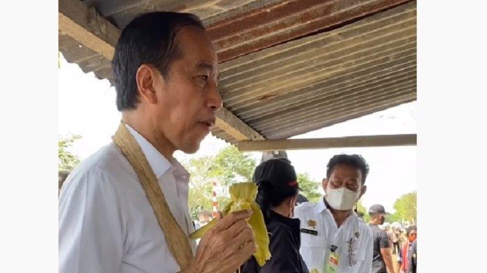 Beginilah Kalau RI-1 Belum Sarapan, Mentan SYL: Pak Presiden Kayaknya Lapar, Jokowi:Pagi Belum Makan