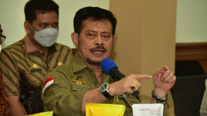 Jawa-Bali PPKM Darurat, Mentan Syahrul Yasin Limpo Pastikan Stok Beras Aman