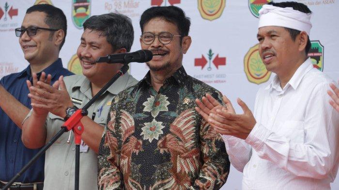 Di Purwakarta, Mentan Syahrul Yasin Limpo Dorong Tiga Kali Lipat Ekspor Benih Sayuran - menteri-pertanian-syahrul-yasin-limpo-dorong-tiga-kali-lipat-ekspor-benih-sayuran.jpg