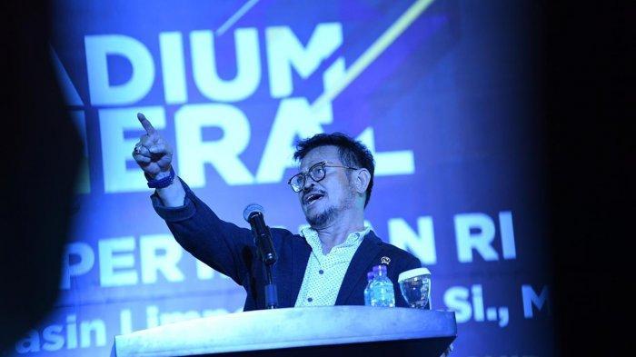 Di Unismuh Makassar, Mentan Syahrul Yasin Limpo Ajak Mahasiswa Perkuat Sektor Pertanian