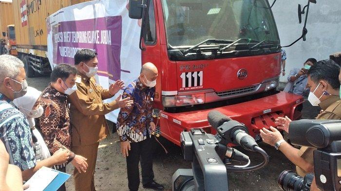 Pengekspor Briket di Sulsel Curhat Kesulitan Modal ke Menteri Koperasi Teten Masduki