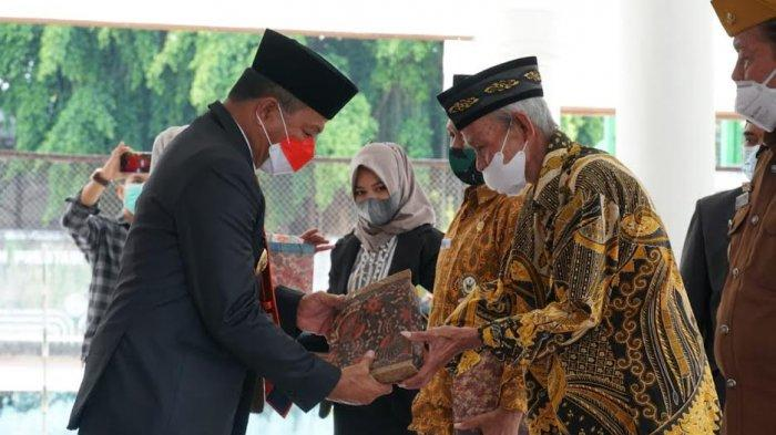 Jelang Hari Kemerdekaan Indonesia, Veteran di Bulukumba Dapat Bingkisan
