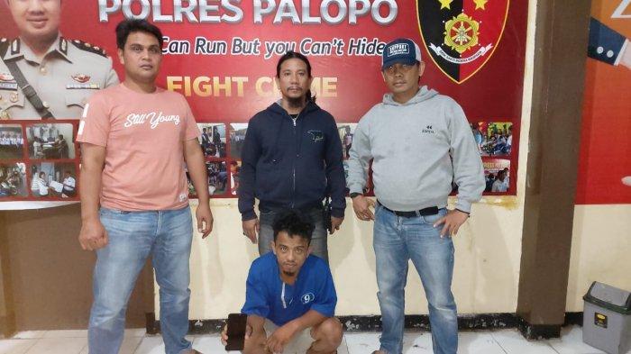 Curi Handphone, Warga Murante Palopo Diringkus Polisi