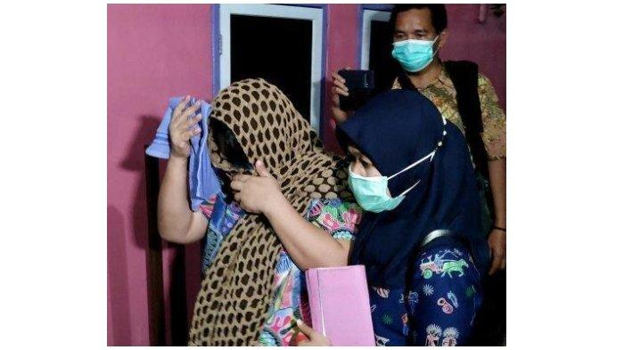 BREAKING NEWS: Kejati Sulbar Tangkap Meryasti Tangke Padang Buron SPK Fiktif Bank Sulselbar