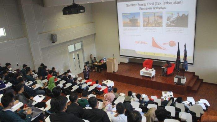 CITIZEN REPORTER : Himpunan Mahasiswa Mesin FTUH Gelar Seminar Nasional