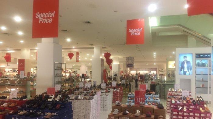 Ada Potongan Harga Hingga 70 Persen Khusus Barang Branded di Metro TSM Makassar