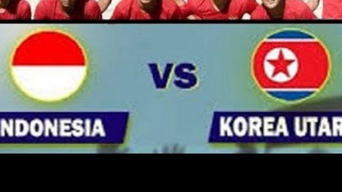 SEDANG BERLANGSUNG Live Streaming TV Online RCTI Timnas Indonesia U-19 vs Korut, Tonton Lewat HP