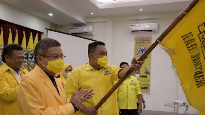 Pimpin Golkar Bantaeng, Menantu Nurdin Abdullah Didorong Maju Pilkada 2024