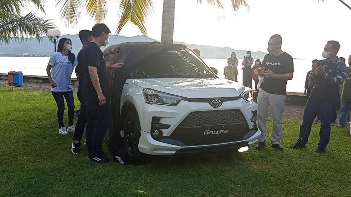 Resmi Mengaspal di Mamuju, Intip Fitur dan Kelebihan Toyota Raize