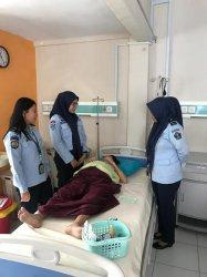 Warga Binaan Rutan Kelas 1 Makassar Melahirkan Bayi Perempuan dalam Masa Tahanan