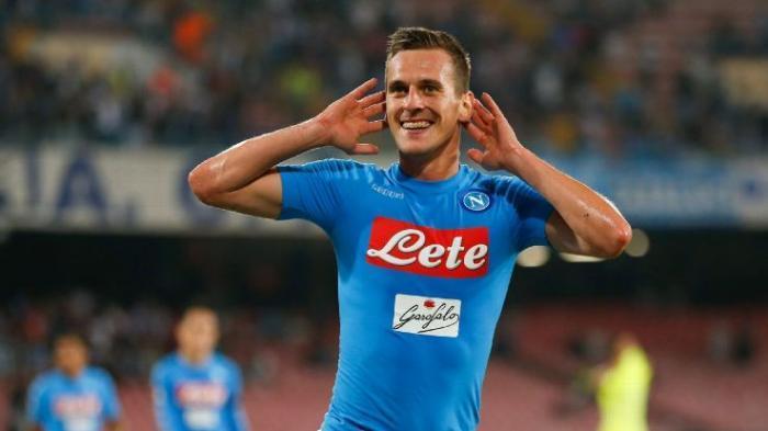 Tinggalkan Napoli, Arkadiusz Milik Kini Jadi Rebutan Klub Top Eropa