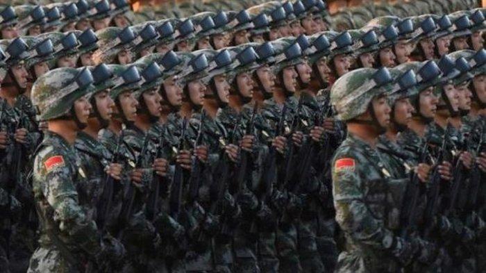 Sumpah Militer China: Kami Akan Hancurkan Pihak yang Berani Pisahkan China dengan Taiwan