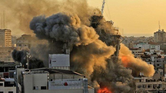 Militer Israel Serang Gaza Atas Perintah PM yang Baru Naftali Bennett, Kondisi Terkini Palestina