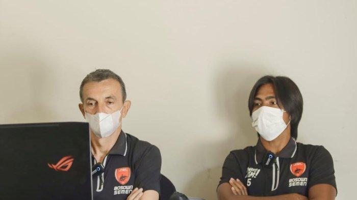 Minta Pemain PSM Lebih Serius, Milomir Sebut Barito Putera Lebih Baik dari Persebaya Surabaya