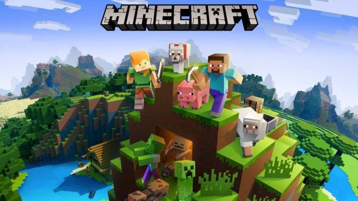 Bisa untuk HP Android, Begini Cara dan Link Download Minecraft 2021, Minecraft PE, dan Minecraft PC?