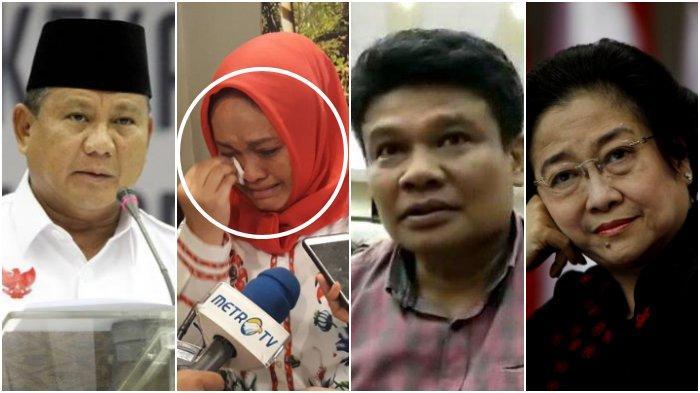 Anak Buah Prabowo Nangis Ungkap Dipecat H-1 Pelantikan DPRD, Sama Anak Buah Mega Gegara Rp 20 Juta