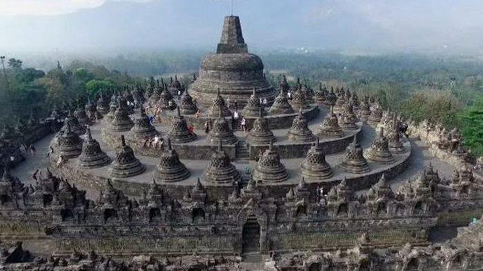 Misteri Jam Raksasa di Candi Borobudur, Mengungkap Jika