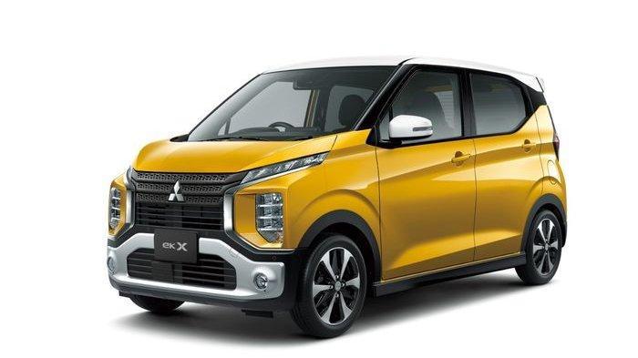 5 Keunggulan Mitsubishi Ek X Mobil Mungil Fitur Keren Harga Murah Simak Spesifikasi Adik Xpander Tribun Timur