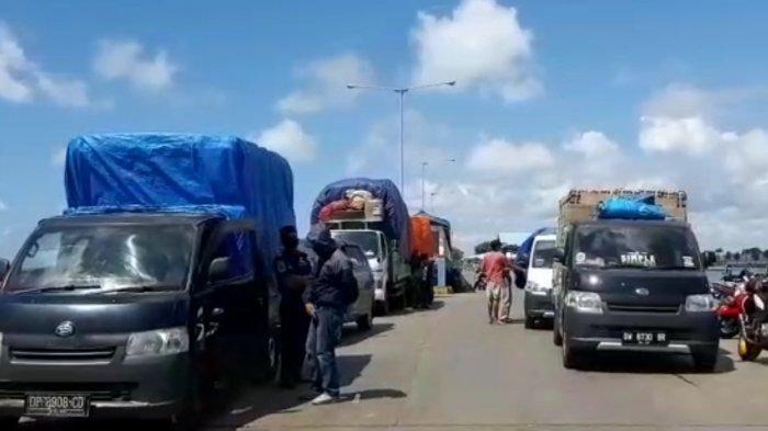 Pelabuhan Bajoe Sepi, Larangan Mudik Berlaku 6 Mei