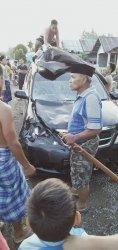Pulang dari Salat Subuh, 3 Warga Sarjo Pasangkayu Tewas Ditabrak Mobil  Avanza