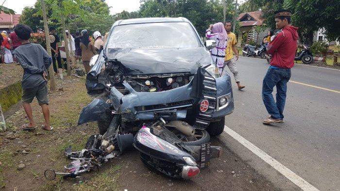 Hendak Jenguk Neneknya, Seorang Pemuda Tewas Ditabrak di Poros Bone-Makassar