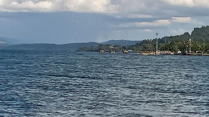 Kendaraan Dinas PU Sulsel Tenggelam di Danau Matano Luwu Timur, Pengendara Selamat