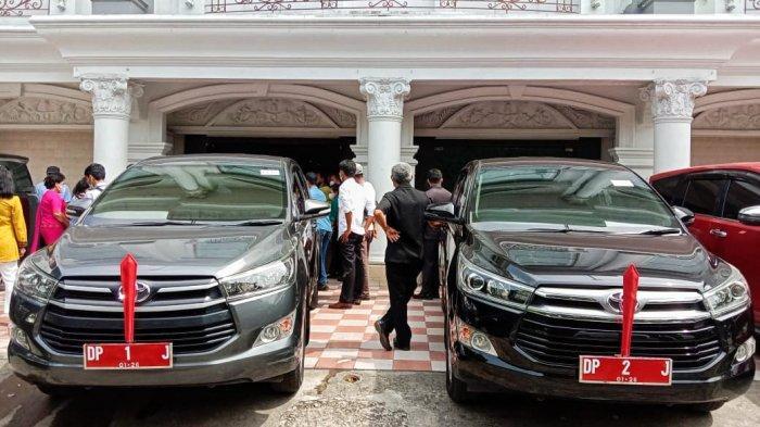 Nico-Victor Dum Alphard dan Jeep Wrangler, Bupati-Wabup Tana Toraja Pakai Mobil Pribadi