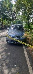 BREAKING NEWS: Pria Ditemukan Meninggal dalam Mobil yang Terparkir di Poros Bantimurung