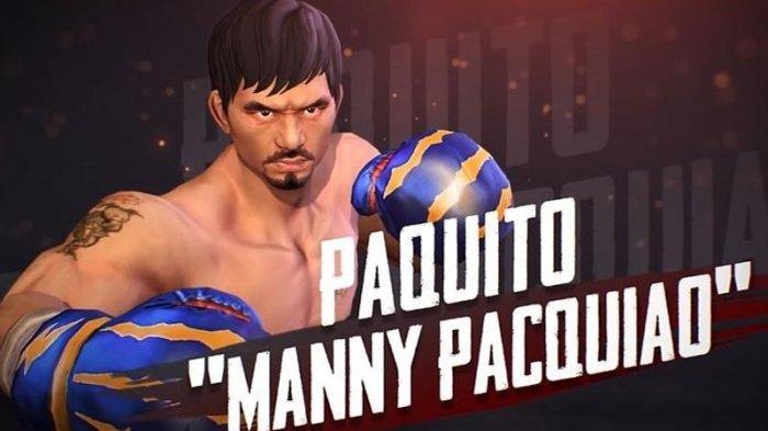 Wow! Legenda Tinju Manny Pacquiao Jadi Skin di Mobile Legends, Hanya Sampai 15 September