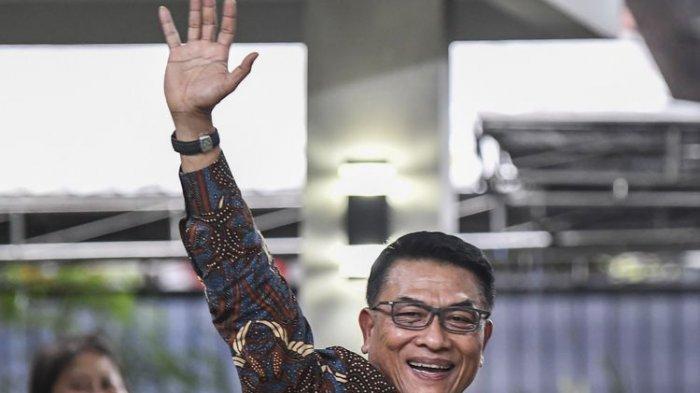 Pendukung Tak Mau Campur Tangan Soal Usulan Moeldoko Mundur dari KSP