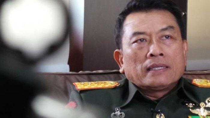 Profil Jenderal Moeldoko Ketum Partai Demokrat Versi KLB, Diangkat SBY Lalu Kudeta Kolonel AHY