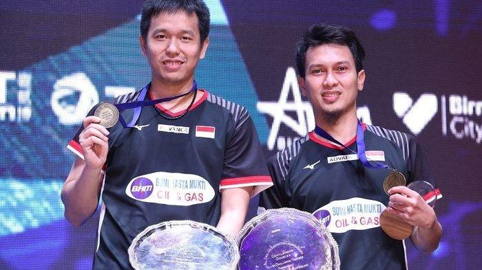 LINK Live Streaming TVRI Thailand Open 2021 Pukul 09.00 WIB: Ahsan/Hendra Lawan Andalan India