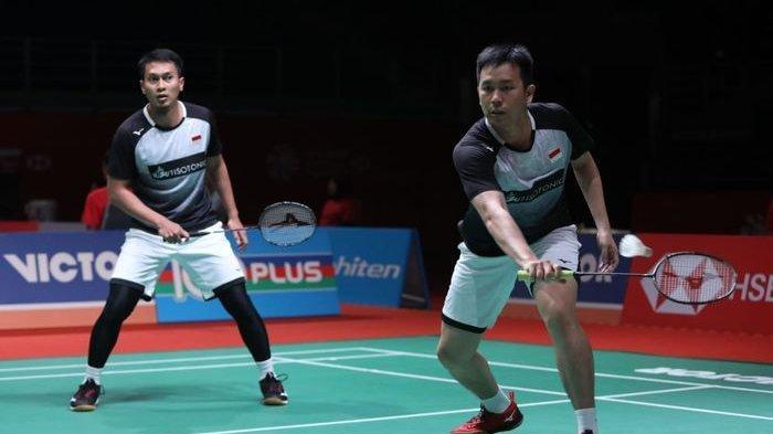 Kalah Dramatis dari Duo Menara, The Daddies Gagal ke Final Malaysia Masters 2020