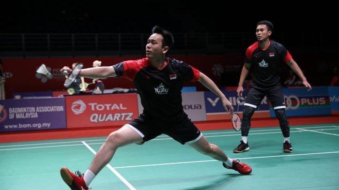 Hasil Malaysia Masters 2020 Hari I, 3 Wakil Indonesia ke Babak Kedua, Termasuk The Daddies