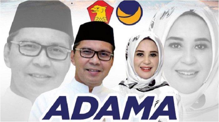 Update Hasil Quick Count LSI Pilwali Makassar: Adama 41.7%, Appi-Rahman 34.3%, Data Masuk 94.8%