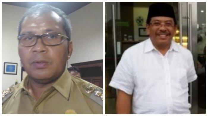 Foto-foto Ilham Arief Sirajuddin dan Mohammad Ramdhan Pomanto Kembali Akur, Lihat Juga Istrinya