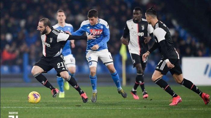 Gagal Juara Coppa Italia, Pemain Juventus Jauhi Maurizio Sarri
