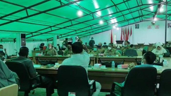 Legislator Golkar Marah, Kepala Bappeda Diusir dari Rapat Komisi II DPRD Sulbar
