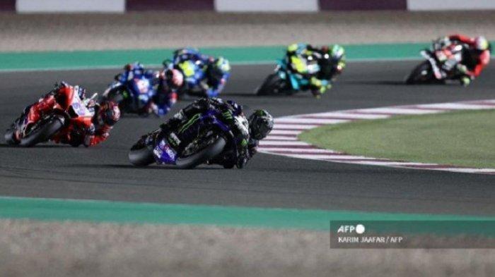 Berlangsung Malam Ini, Link Live Streaming Trans7 MotoGP Doha 2021 via Live Streaming Usee TV