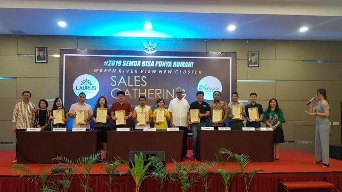 Tanjung Bunga Geber Penjualan Cluster Baru, Libatkan 20 Agent Property