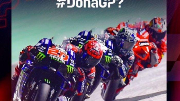 MotoGP Doha 2021 Berlangsung Hari Ini Jumat 2 April: Link Live Streaming F1 & F2 via Vidio.com