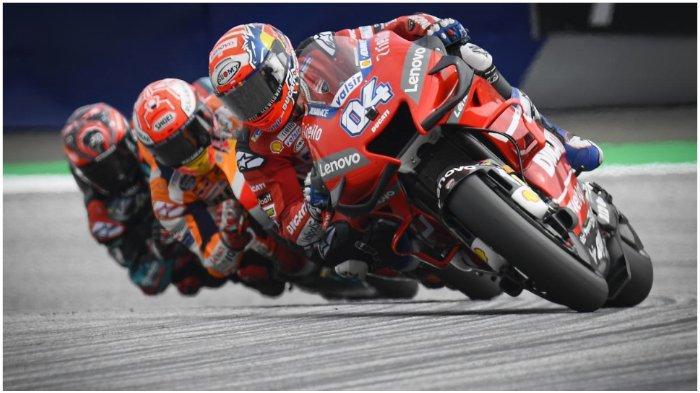 Jadwal, Hasil Latihan Bebas/FP1 FP2 Jelang Kualifikasi MotoGP Sepang Malaysia 2019, Race di Trans7