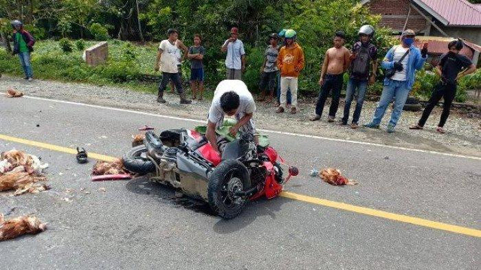 Ini Identitas Lengkap 2 Korban Meninggal Tabrakan Maut di Lare-lare Luwu
