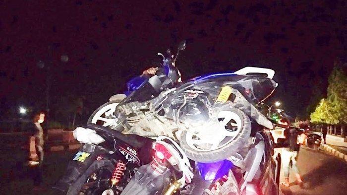 Balapan Liar di Kompleks Kantor Bupati Luwu, Polisi Tangkap 3 Pelaku dan Amankan 4 Motor
